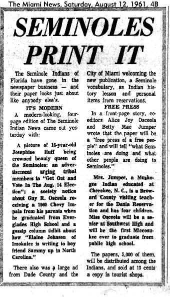 Miami Herald Salutes Micco News.JPG (80225 bytes)